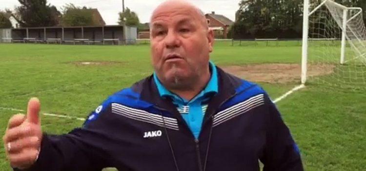 Notre nouveau coach pour les U17 2020-2021 !